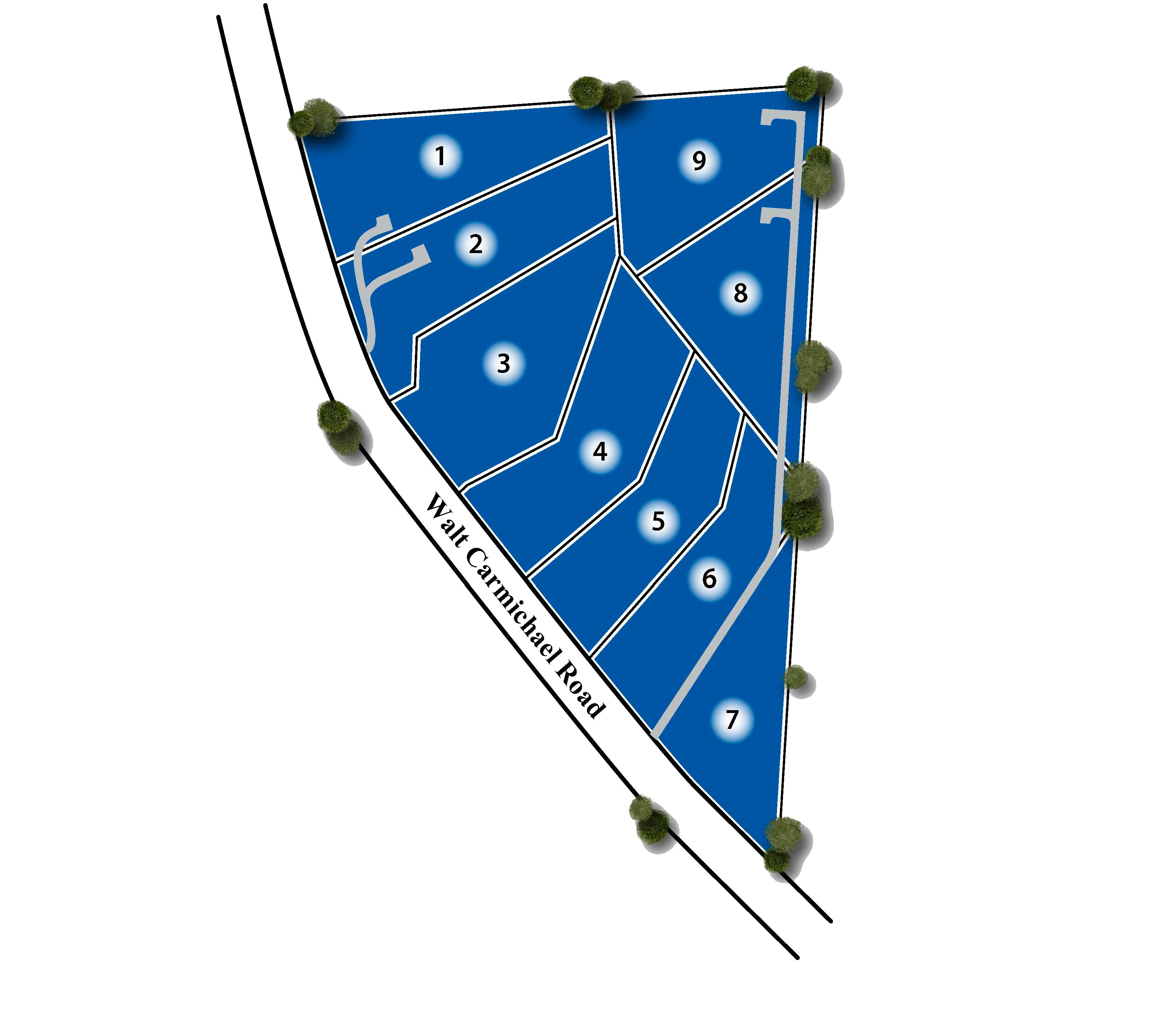 Wilmington Park Site Map